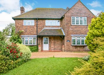 Thumbnail 4 bedroom detached house for sale in Bourn Road, Caxton, Cambridge