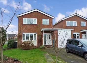 Thumbnail 3 bed detached house for sale in 2, Chapelmere Court, Crewe, Cheshire