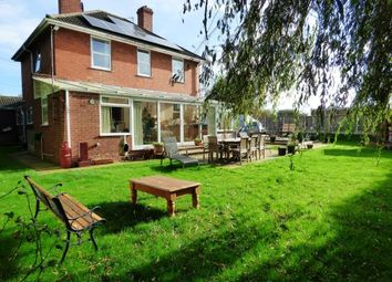 Thumbnail 4 bed detached house for sale in Witham Road, Woodhall Spa, Lincolnshire