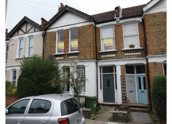 Thumbnail 3 bed terraced house for sale in Longhurst Road, Hither Green
