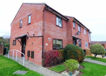 Thumbnail 2 bed end terrace house for sale in Redpoll Close, Broadwey, Weymouth