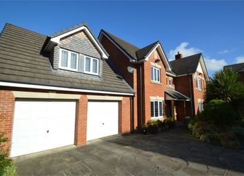 Thumbnail 6 bed detached house for sale in Heythrop Close, Whitefield, Manchester