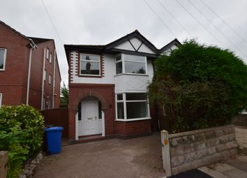 Thumbnail 3 bed semi-detached house to rent in Sackville Street, Stoke-On-Trent