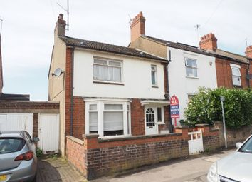 Thumbnail 3 bed terraced house for sale in Senwick Road, Wellingborough