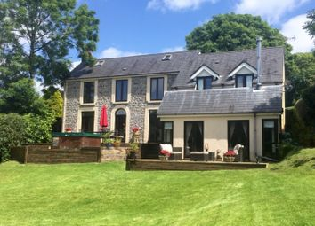 Thumbnail 3 bed detached house for sale in Highfield House, 44 Bishopston Road, Bishopston, Swansea
