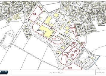 Thumbnail Industrial for sale in Coquet Enterprise Park, Amble Industrial Estate, Amble