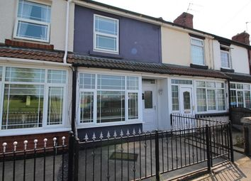 Thumbnail 2 bed terraced house to rent in Adwick Lane, Toll Bar