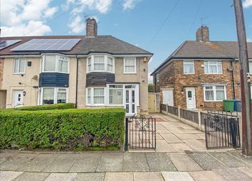 Thumbnail 3 bed end terrace house for sale in Greyhound Farm Road, Speke, Liverpool