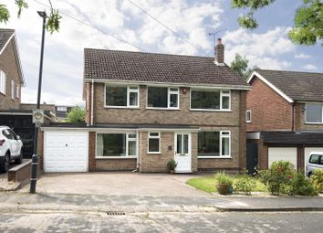 Thumbnail 4 bed detached house for sale in Beehive Hill, Kenilworth