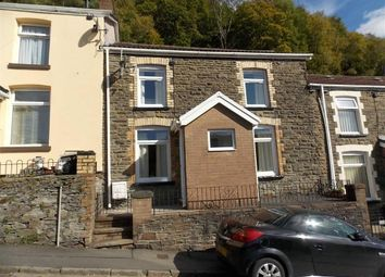 Thumbnail 3 bed terraced house for sale in Llanwonno Road, Pantygraigwen, Pontypridd