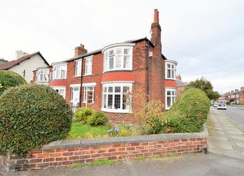 Thumbnail 4 bedroom end terrace house for sale in Appleton Road, Linthorpe, Middlesbrough