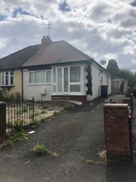 Thumbnail 2 bed bungalow to rent in Siddons Road, Wolverhampton