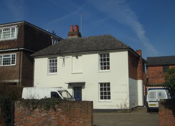 Thumbnail 2 bed flat to rent in 61 Mead Row, Godalming