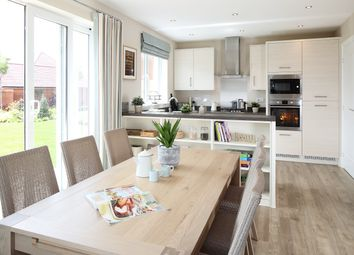 Thumbnail 3 bedroom detached house for sale in Plot 2029 - The Amberley, Off Bristol Road, Frenchay, Bristol