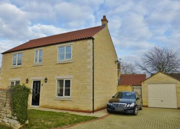 Thumbnail 4 bed detached house for sale in Reads Lane, Woolsthorpe By Colsterworth, Grantham