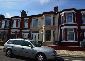 Thumbnail 3 bed terraced house to rent in Salisbury Drive, New Ferry, Wirral