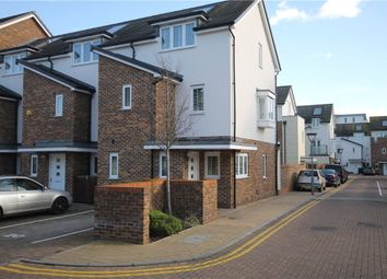 Thumbnail 3 bed semi-detached house for sale in Pyle Close, Addlestone, Surrey