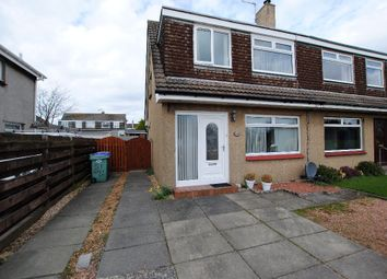 Thumbnail 3 bed semi-detached house for sale in Spey Road, Troon, South Ayrshire