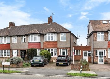 Thumbnail End terrace house for sale in West Barnes Lane, New Malden