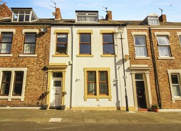 Thumbnail 4 bedroom flat for sale in Lovaine Row, Tynemouth, Tyne And Wear