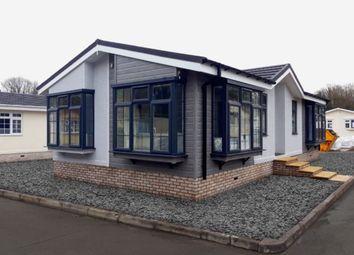 2 bed mobile/park home for sale in Park Road, Penwortham Residential Park, Penwortham, Preston PR1