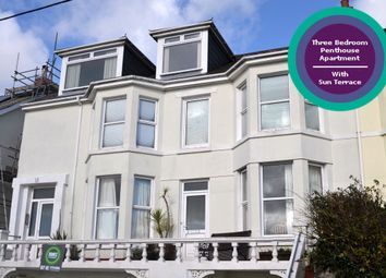 Thumbnail 3 bed flat for sale in Southpark Road, Tywardreath