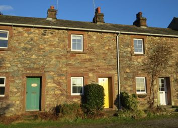 Thumbnail 3 bed terraced house for sale in Scaw Fell, Santon Village, Holmrook, Cumbria