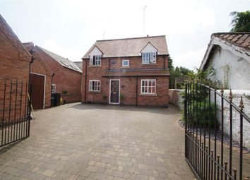 Thumbnail 4 bed detached house to rent in Main Street, Woodborough, Nottingham