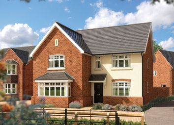 "Thumbnail 5 bed detached house for sale in ""The Arundel"" at Fieldgate Lane, Whitnash, Leamington Spa"