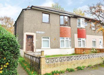Thumbnail 3 bed flat for sale in Hillington Road South, Hillington, Glasgow