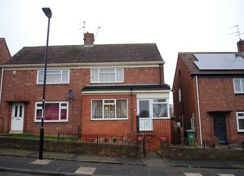 Thumbnail 2 bed semi-detached house for sale in Abercorn Road, Sunderland