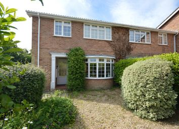 Thumbnail 3 bed town house for sale in St. Thomas Park, Lymington