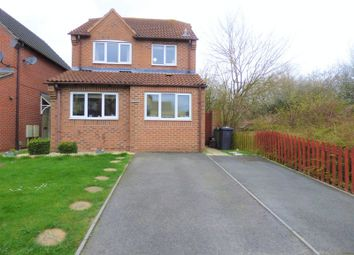 Thumbnail 3 bed detached house for sale in The Causeway, Quedgeley, Gloucester