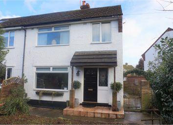 Thumbnail 3 bed semi-detached house for sale in Dean Lane, Stockport