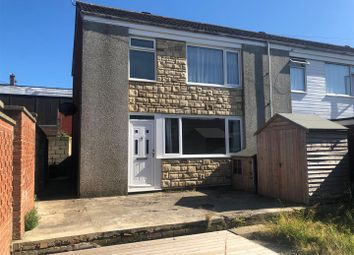 Thumbnail 3 bedroom terraced house for sale in Wiltshire Avenue, Weymouth