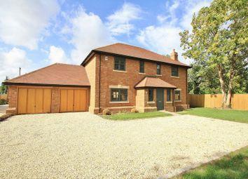 Thumbnail 4 bedroom detached house for sale in Preston Crowmarsh, Wallingford