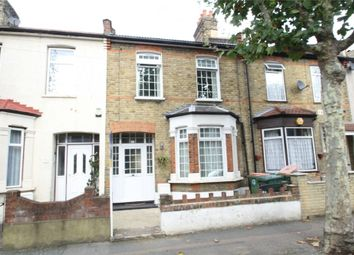 Thumbnail 2 bed terraced house to rent in Haldane Road, East Ham, London