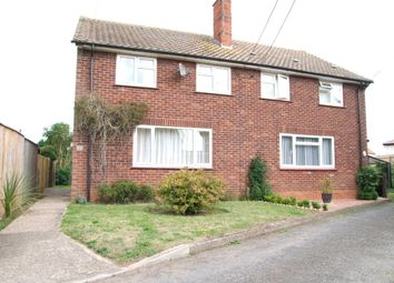 Thumbnail 2 bed semi-detached house for sale in Fairfield Road, Aldeburgh