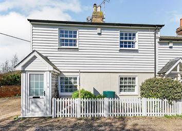 3 bed end terrace house for sale in Reeds Cottages, Windmill Lane, Faversham, Kent ME13