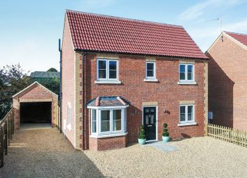 Thumbnail 3 bedroom detached house for sale in Patricks Way, Parson Drove, Wisbech