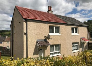 Thumbnail 2 bedroom semi-detached house for sale in Johnstone Terrace, Twechar
