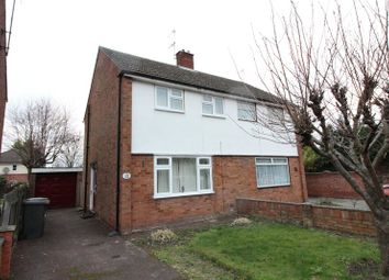 Thumbnail 2 bedroom semi-detached house to rent in Trinity Road, Luton