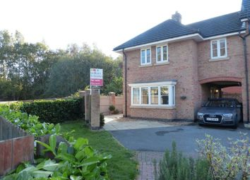 Thumbnail 4 bed semi-detached house for sale in Carnoustie Drive, Lincoln