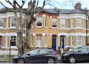 Thumbnail 3 bed flat for sale in Glenelg Road, Brixton