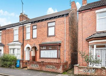 Thumbnail 3 bed semi-detached house for sale in Thoresby Street, Hull
