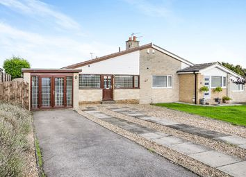 Thumbnail 3 bed bungalow for sale in Mill Hill Close, Darrington, Pontefract