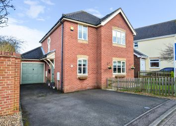 Thumbnail 4 bed detached house for sale in Strawberry Fields, Haverhill, Suffolk