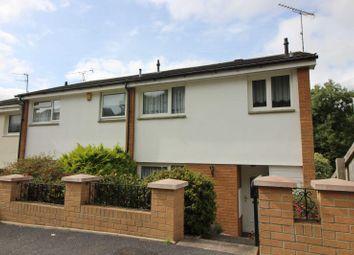 Thumbnail 3 bedroom end terrace house for sale in Windsor Road, Pilton, Barnstaple
