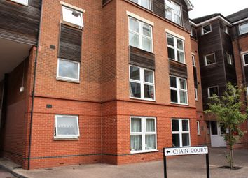 Thumbnail 2 bed flat for sale in Chain Court, Swindon