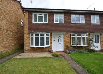 Thumbnail 3 bed end terrace house for sale in Quebec Gardens, Blackwater, Surrey
